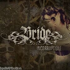 BRIDE - INCORRUPTIBLE (CD, 2013) Classic Christian Metal Band digipak