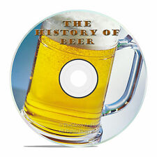 THE HISTORY OF BEER, BREWING, ALCOHOL ADVERTISING, AMERICAN ALCOHOL - J49