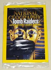 National Geographic magazine, June 2016-Tomb Raiders.
