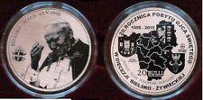 Jan Paweł II - BIELSKO-BIAŁA 1995-2015 PRÓBA