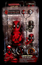 DEADPOOL Gift Set - Limited Edition - Body Knocker, Earbugs Scalers,...