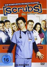 Scrubs: Die Anfänger - Die komplette 6. Staffel                        DVD   101