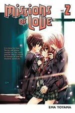 Missions of Love 2 by Ema Toyama (2013, Paperback)