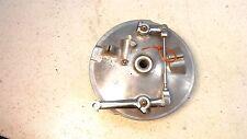 1967-68 Yamaha CS1 Bonanza 180 Y438. front brake plate hub drum #2