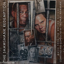 SHAWSHANK REDEMPTION Thomas Newman 2-CD La-La Land LTD ED Soundtrack SCORE Mint!