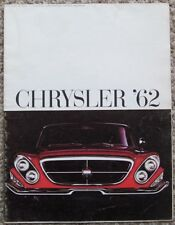 1962 Chrysler New Yorker Newport 300 Convertible Wagon Poster Folder