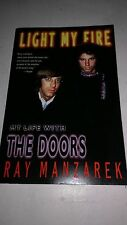 LIGHT MY FIRE - RAY MANZAREK BOOK THE DOORS