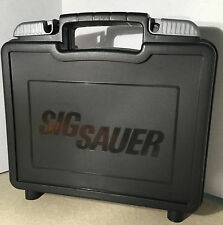 NEW SIG SAUER CASE 1 GUN MAG STORAGE PISTOL  P220 226 229 239 227 227 228 PISTOL