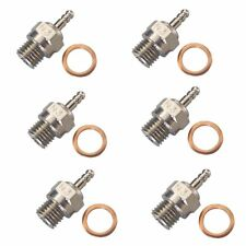 6x Spark Hot Glow Plug N3 Replace OS #8 for HSP 1:10 1:8 Car 70117 Nitro Engine