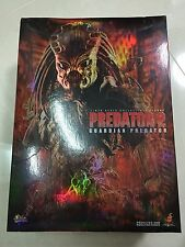 Hot Toys MMS 126 Predators Guardian Predator 2 14 inch Action Figure NEW