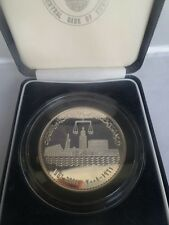 2001 Kuwait the 40 Anniversary National Day 72.50 Grams 55 mm Silver Medal Coin