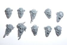 Warhammer Age of Sigmar Crypt Ghouls Heads A – G475