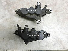 05 Triumph Sprint ST 1050 front brake calipers right left set
