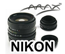 TILT ADAPTER Kiev-60, Arax, Pentacon Six, P-Six Lens to NIKON Camera. Warranty!