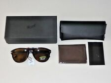 Brand New Persol Polarized Handcrafted Italian Sunglasses PO 3113S Never Worn
