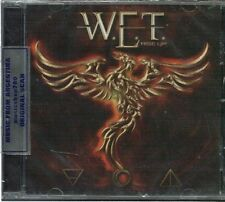 W.E.T. RISE UP SEALED CD NEW 2013   WET