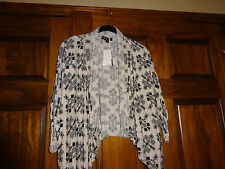 """Women's """"About A Girl"""" Jacket Top / Blouse • Size XS"""
