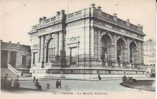 France Paris - Le Musee Galliera undivided back unused postcard