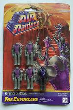 Air Raiders tiranos del viento la Enforcers 1987 Hasbro