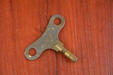 OLD ANTIQUE ORIGINAL KEY FOR GUSTAV BECKER REGULATOR WALL CLOCK