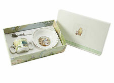 Disney - WINNIE THE POOH CLASSIC HERITAGE GIFT SET - Bowl Cup & Spoon