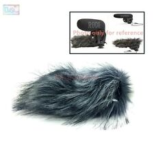 Outdoor Furry Cover Windscreen Windshield For RODE Videomic Pro VMP Microphone