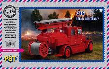 PST 1/72 ZIS Fire Tanker # 72086