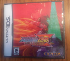 MEGA MAN ZERO COLLECTION (Nintendo DS)  ***NEW ***