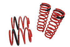 Megan Lowering Coil Springs Fits BMW E36 93 94 95 96 97 98 Red