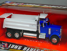 RC DUMP TRUCK PeterBilt  Radio Control Truck  W/ Engine Sounds + Batteries  NEW