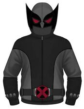 Mad Engine Marvel Costume/Cosplay Masked Hoodie: X-FORCE WOLVERINE! (XXL-2XL-2X)