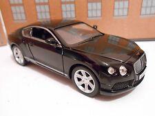 BENTLEY CONTINENTAL GT V8 DIE-CAST Toy Car MODEL boy dad birthday gift NEW
