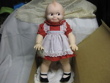 22 INCH KEWPIE DOLL BY ROSE O'NEILL COME WITH ORIGINAL BOX BY JESCO CAMEO DOLLS