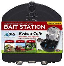 B & G, Tamper Resistant Rodent Bait Station