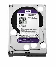 "Western Digital Purple 3TB Internal 7200RPM 3.5"" (WD30PURX) HDD"
