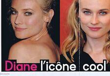 Coupure de presse Clipping 2010 Diane Kruger (4 pages)