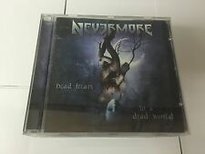Nevermore : Dead Heart in a Dead World CD (2006) 5051099731028 V NR MINT