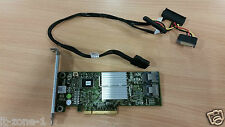 DELL PERC H310 INTERNAL SAS PCI EXPRESS RAID CARD - 0HV52W + CABLE