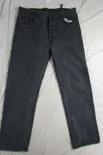 Levi 501 USA Made Button Fly Gray Denim Jeans Tag 40x32 Measure 36x31.5 Vtg