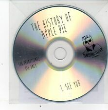 (DS431) The History of Apple Pie, See You - 2013 DJ CD