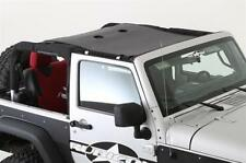 Jeep Wrangler JK Cloak Mesh Extended Soft Top 2007-2016 2 Door Smittybilt 95100