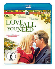 Blu-ray * LOVE IS ALL YOU NEED | PIERCE BROSNAN # NEU OVP %