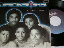 """7"""" - The Jacksons / Lovely One & Bless his Soul - 1980 # 2736"""