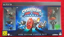 Skylanders Trap Team Dark Edition Starter Pack, PS3 PlayStation 3 Spiel, Neu OVP