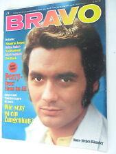 1 x Bravo - Heft Nr. 9 - Jahrgang 1972 - Zustand  sehr gut