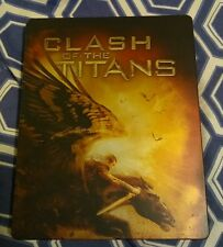 Clash of the Titans (Blu-ray Disc, 2012, Steelbook)