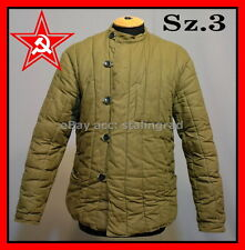 sz.№3 Original Soviet Padded Jacket Telogreika Russian Vintage Quilted Clothing