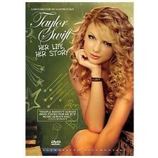 Taylor Swift: Her Life, Her Story - Unauthorized DVD Black Friday Cyber Monday