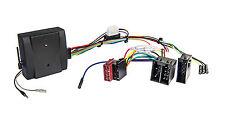CANBUS für MERCEDES BENZ + Lenkrad Radio Adapter für JVC Radios
