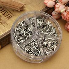 1900Pcs Bare Wire Connectors Pin End Copper Terminals 0.5mm²- 2.5mm² Set + Box